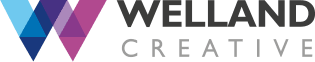 welland creative design logo