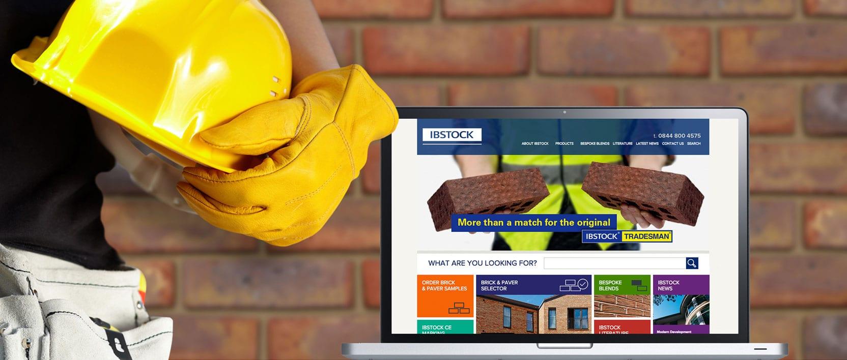 creative design agency promotional slide image